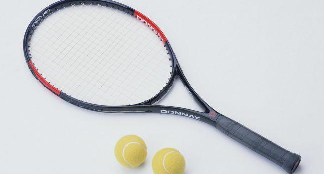 چهار توپ تنیس