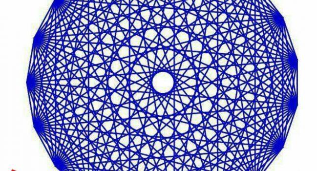 معمای تعداد قطر های شکل