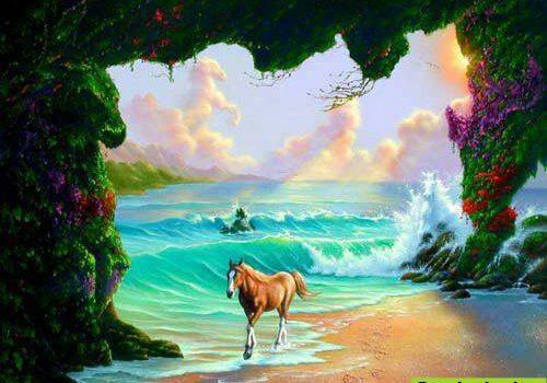 معمای اسب