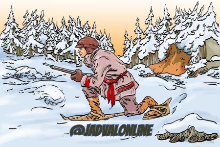 معمای خطر برای شکارچی