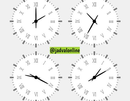 معمای تصویری؛ کدام ساعت با بقیه فرق دارد؟