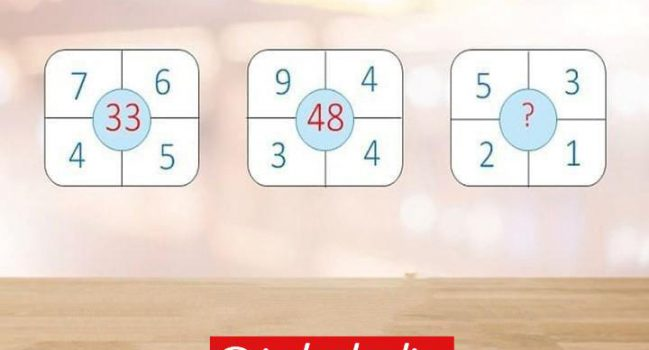 معمای ریاضی
