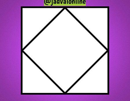 معمای پیدا کردن تعداد پنج ضلعی