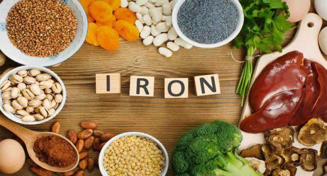 نحوه تقویت سیستم ایمنی بدن با عنصر آهن