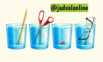 تست هوش آب بیشتر در لیوان