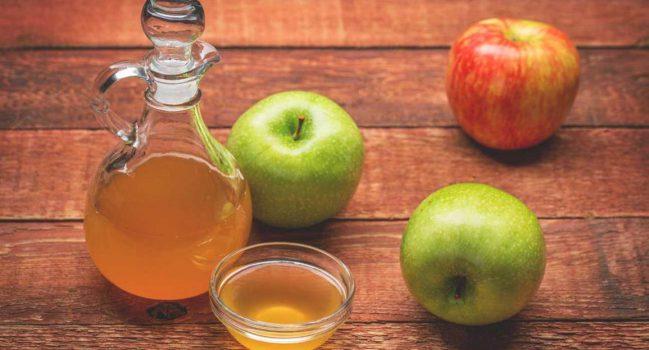 عوارض مصرف سرکه سیب برای بدن