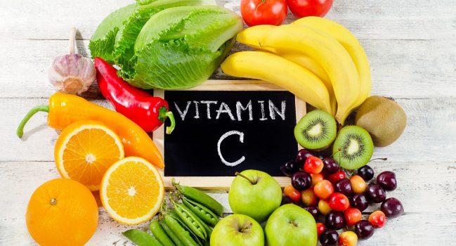 خاصیت های ویتامین C