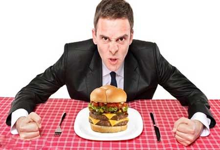 عوازض غذا خوردن عصبی
